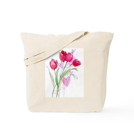 Tulip2 Tote Bag