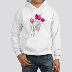 Tulip2 Hooded Sweatshirt