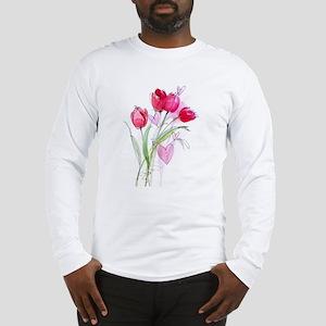 Tulip2 Long Sleeve T-Shirt