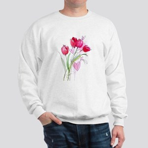 Tulip2 Sweatshirt