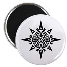 8-Point Incan Star Symbol Magnet