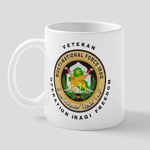 OIF Veteran Mug