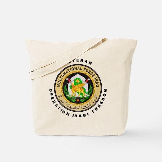OIF Veteran Tote Bag