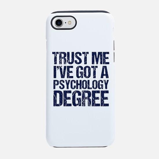 Psychologist iPhone 7 Tough Case