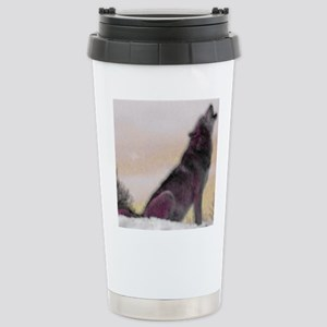Howl Stainless Steel Travel Mug