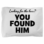 Husband Boss Pillow Sham