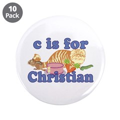 C is for Christian 3.5