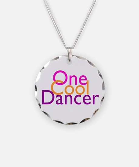One Cool Dancer Necklace