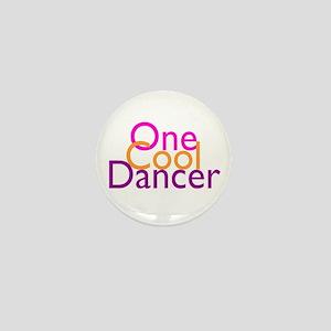 One Cool Dancer Mini Button