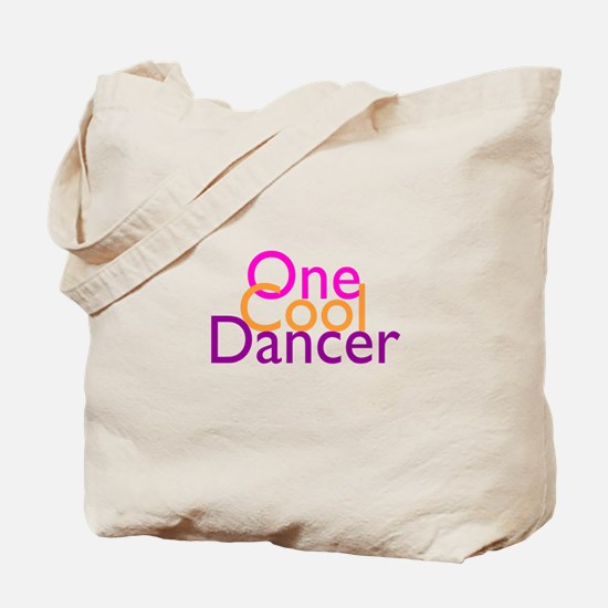 One Cool Dancer Tote Bag