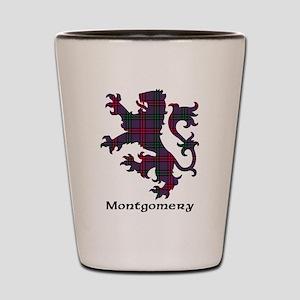 Lion - Montgomery Shot Glass