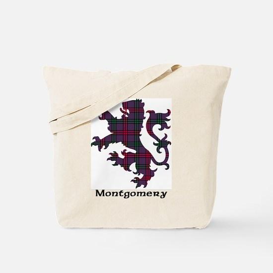 Lion - Montgomery Tote Bag