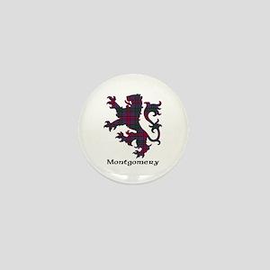 Lion - Montgomery Mini Button