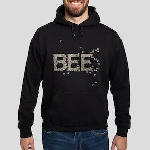 BEES (Made of bees) Hoodie (dark)