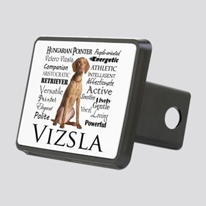 Vizsla Traits Hitch Cover