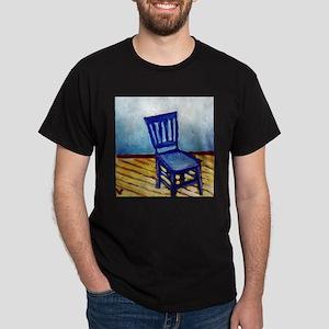 BLUE CHAIR Dark T-Shirt