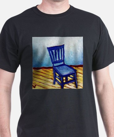 BLUE CHAIR T-Shirt