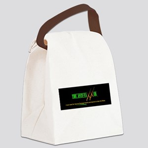 The Anti-Vaxxer™ syringes Canvas Lunch Bag
