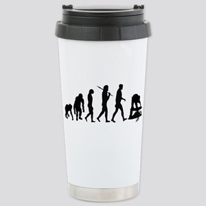 Archaeologist Stainless Steel Travel Mug