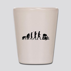 Archaeologist Shot Glass