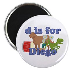 D is for Diego 2.25
