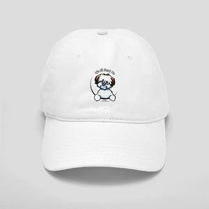 Tricolor Coton IAAM Cap