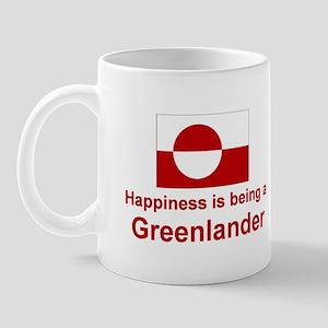 Happy Greenlander Mug
