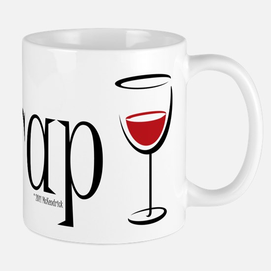 My (Wine) Therapy Mug