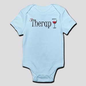 My (Wine) Therapy Infant Bodysuit