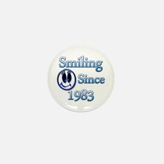 Cute 1983 Mini Button