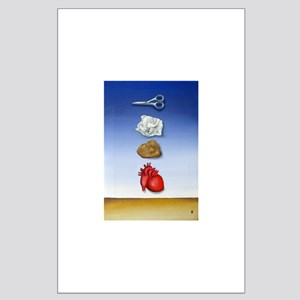 SURREALISM PAINTING Large Poster