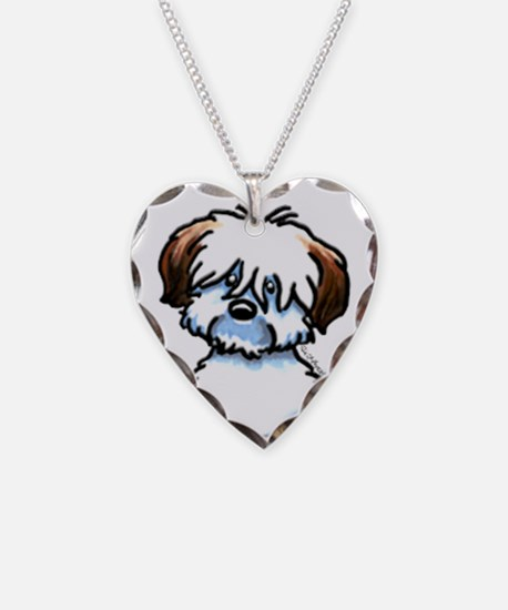 Funny Coton Necklace