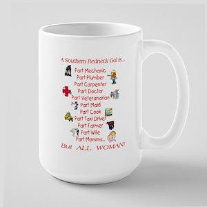 SRG All Woman Mug