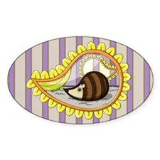 Chrissy Sticker (Oval)