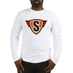 serious_crests_alt-03 Long Sleeve T-Shirt