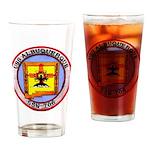 USS ALBUQUERQUE Drinking Glass
