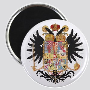 German Coat of Arms Vintage 1765 Magnet