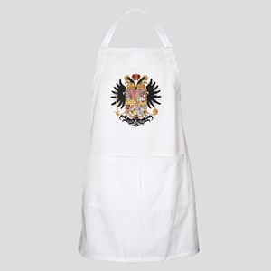 German Coat of Arms Vintage 1765 Apron