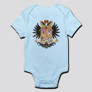 German Coat of Arms Vintage 1765 Infant Bodysuit