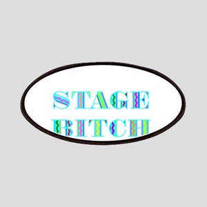 Stage Bitch Patches