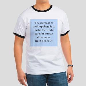 Ruth Benedict quotes Ringer T