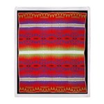 Indian Design-01ab Throw Blanket