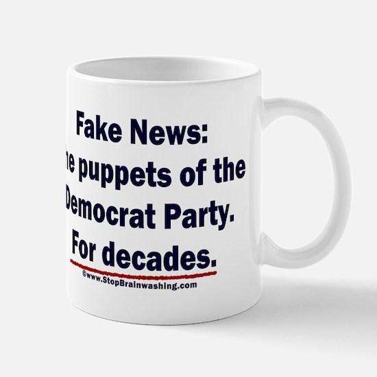 Democrat Puppets Mug