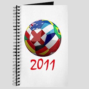 World Soccer 2011 Journal
