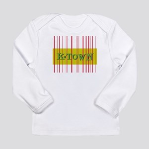 Retro Knoxville K-Town Gold S Long Sleeve Infant T
