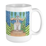 Glover Park Fountain Large Mug