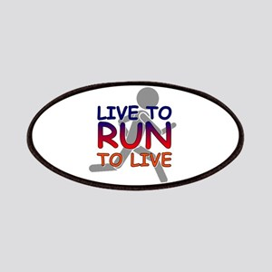 Live to Run Patches
