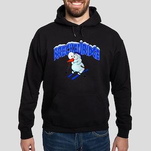 Breckenridge Snowman Hoodie (dark)