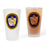 USS ALEXANDRIA Drinking Glass