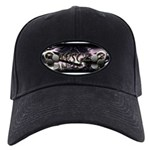 WSGZ Apparel Black Cap